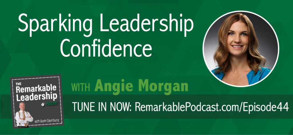 Leadership is all about behavior. In this episode, Angie Morgan and Kevin discuss the leadership development journey. Angie is founder of Lead Star and served as a Captain in the United States Marine Corps and emphasizes that you can't wait until you (or your employees) are in a leadership role before introducing leadership concepts. When people learn leadership, they spark.