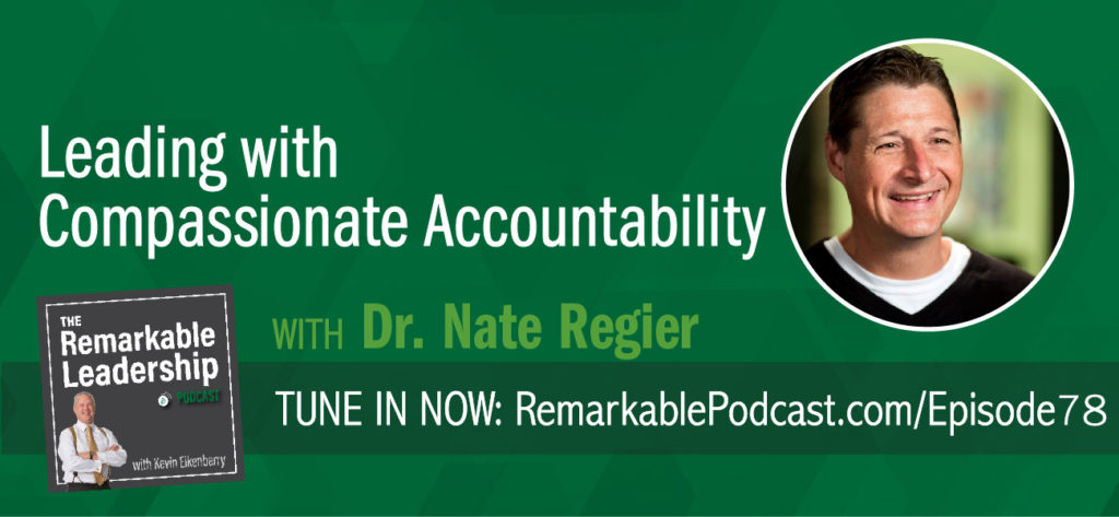 As Nate Regier mentions, Google conflict and it will autofill with mediation and resolution. This puts conflict in a negative light and what would happen if we looked at it as the creation of something new? Nate, a clinical Psychologist, expert in social-emotional intelligence and leadership, and author joins Kevin to discuss how accountability, compassion and apologies play a role in conflict.