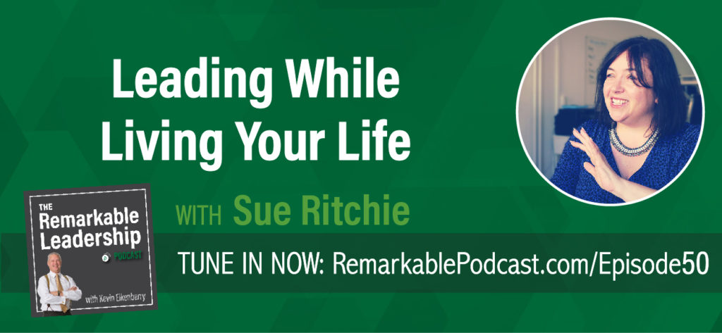 If you want to raise your leadership profile, you need to be concise and intentional about your career. In other words, what is your strategy to make sure you are at the table and voicing your opinion. In this episode, Sue Ritchie, a leadership coach from the UK, joins Kevin to look at how stretching your comfort zone can help you take important steps in your leadership journey.