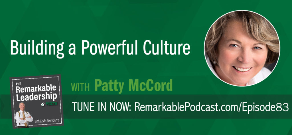 "Patty McCord challenges the notion of ""best practices"" and believes they make teams complacent and can turn a workplace toxic. In this episode of The Remarkable Leadership Podcast, Patty shares with Kevin that these were her frustrations, which led to the book, Powerful: Building a Culture of Freedom and Responsibility. Patty discusses what she learned as the COO of the Culture at Netflix and believes people come to work with a desire to make an impact. You don't need to empower employees, they should already have power."
