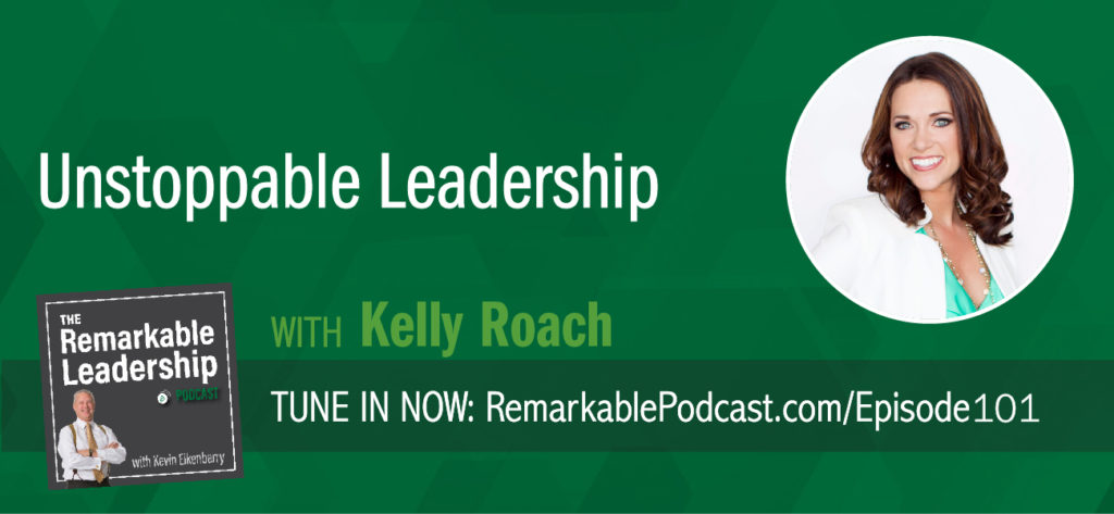 Kelly Roach believes you need to start from where you are. She is the host of the top-rated podcast Unstoppable Success Radio, CEO of Kelly Roach Coaching, and author of Unstoppable: 9 Principles For Unlimited Success In Business & Life. These principles are lessons learned from the trenches and from industry leaders and came about to help find the balance between financial success with freedom and flexibility.