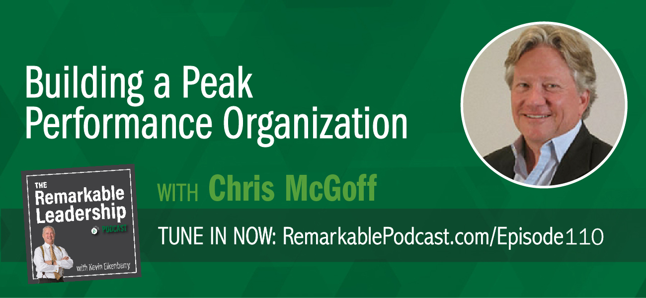 Podcast Web Banner Chris Mcgoff 01 The Remarkable Leadership Podcast