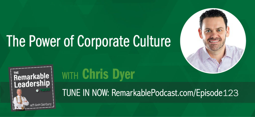 Chris Dyer is the founder of G2 and the author of The Power of Company Culture. He joins Kevin to discuss lessons learned on his path to founding his own company. Chris has spent years researching what drives profits and productivity in a variety of corporations. He recognized that many leaders were intentional about NOT doing certain things. You need to know your limitations (and ask for help) and leverage your strengths.