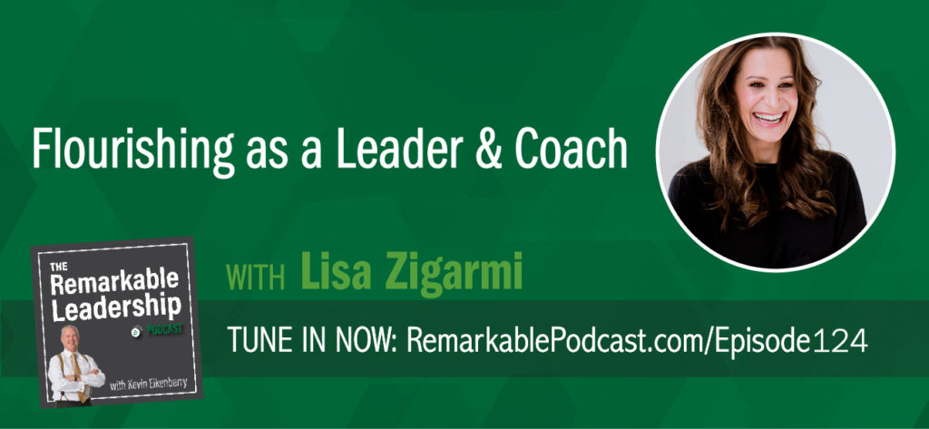 There are 10 positive emotions and when you express them, you open your mind to greater learning and better relationships. Scientifically, positive emotion expands our mental capabilities. Lisa Zigarmi is an organizational psychologist and leadership coach working with Fortune 500 companies and author of #Positivity at Work. Lisa and Kevin discuss positive psychology, esp. as it related to leadership. Leaders can create a culture for their people to flourish by simply helping them find meaning in their work as it relates to their team, their division, and the organization. She feels that emotion needs to be legitimized in the workplace and leaders need to make space for people to express emotion. When we forbid feelings, we see only part of the picture. Leaving them out of decision-making, judgment and interaction is not only impossible, but it's also imprudent. Discrediting feelings in business blocks access to growth, meaning making and sustainable results.