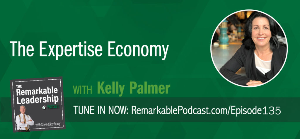 Sixty-two percent of CEO's are worried that their employees do not have the skills they need for the company to be successful moving forward. Learning is no a longer a nice to have, it builds a competitive advantage. So how do we have the conversations about skills needed and empower employees to build these skills? Kevin is joined by Kelly Palmer the Chief Learning and Talent Officer at Degreed and co-author of The Expertise Economy. They discuss the rapid changes within workplaces and the paradigm shift needed to make learning proactive to re-skill and upskill the workforce.