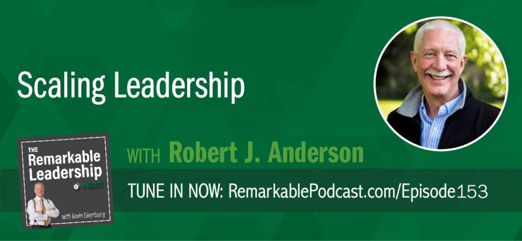 Leadership can be defined at multiple levels and can be scaled up and down. Bob Anderson is the co-author of Mastering Leadership and his new book, Scaling Leadership. He joins Kevin to talk about the research and findings which led to the latest book. Using a database of senior leaders providing 360-degree written feedback to fellow senior leaders, he and Bill Anderson look at the qualitative data. They look at the descriptions leaders use to define effective leadership and create a leadership framework. Using the lessons learned, an individual can develop their leadership at scale in their organization to improve performance.